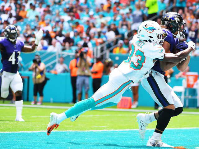 Film Study: How Patriots Can Attack Vulnerable Dolphins In Week 2