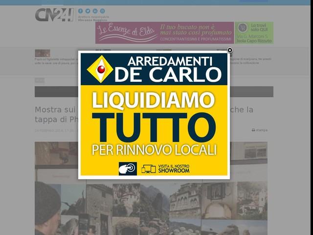Mostra sui Paesi di Calabria, giunge al termine anche la tappa di Philadelphia