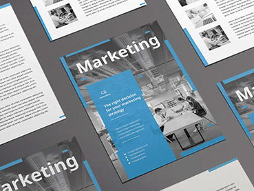25 Best Customizable Marketing Flyer Template Design Ideas for 2020