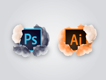 Best Software for Icon Design: Photoshop vs. Illustrator
