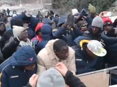 Trovati migranti abusivi dentro l'ex centro di accoglienza di Marco