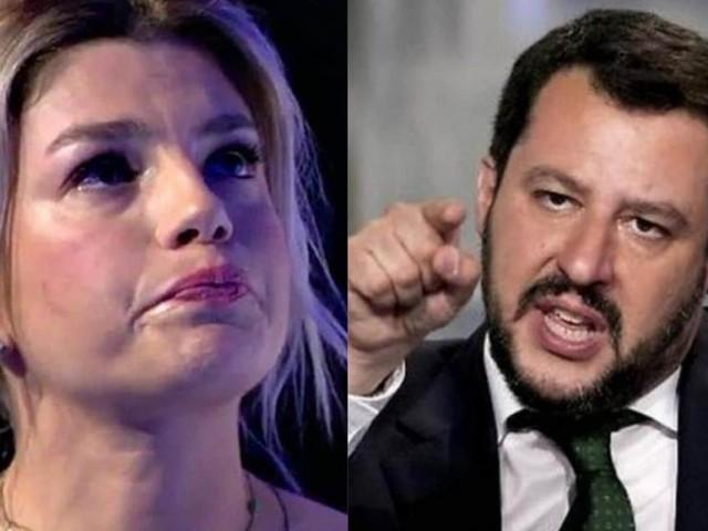 Emma Marrone: insulti leghisti sui social ma Salvini vuole omaggiarla con un bouquet