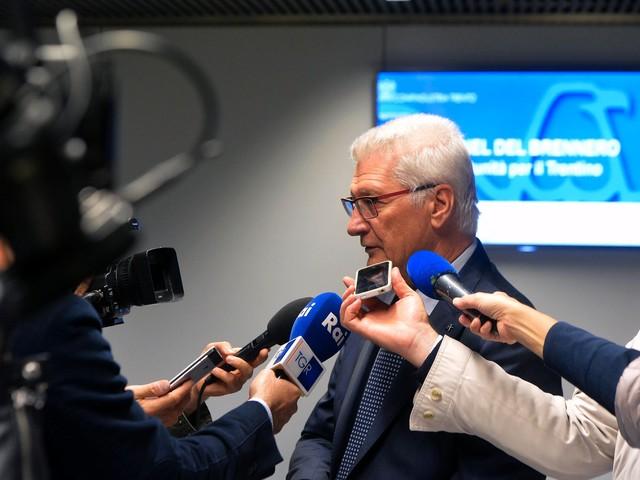 Tunnel del Brennero, si dimette il commissario