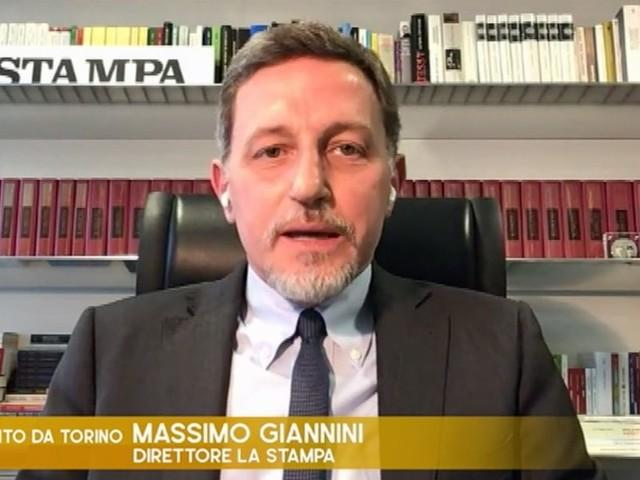 """Massimo Giannini """"Salvini ascolti Barbara D'Urso""""/ Video """"È la filosofa della destra"""""""