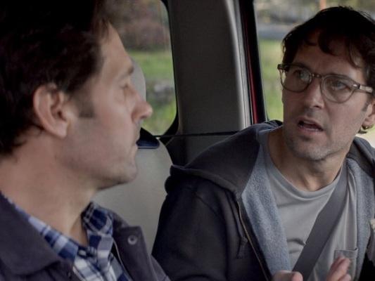 Paul Rudd e… Paul Rudd nelle prime immagini di Living With Yourself, la nuova serie Netflix