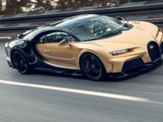 Bugatti Chiron Super Sport, è caccia a un nuovo record? I test
