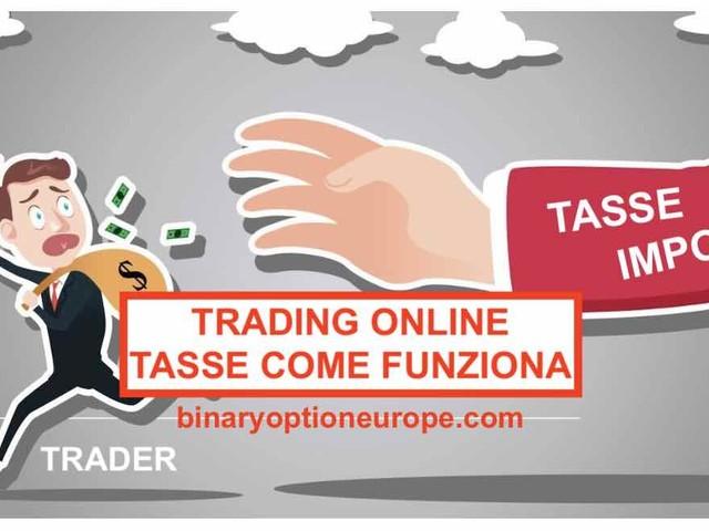 Trading online tasse regime dichiarativo come funziona [guida 2020]