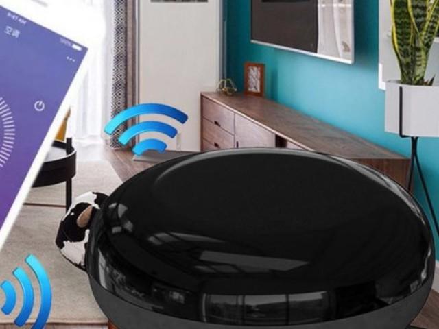 Controllo remoto condizionatore, stufa, TV, impianto audio. Anche con la voce