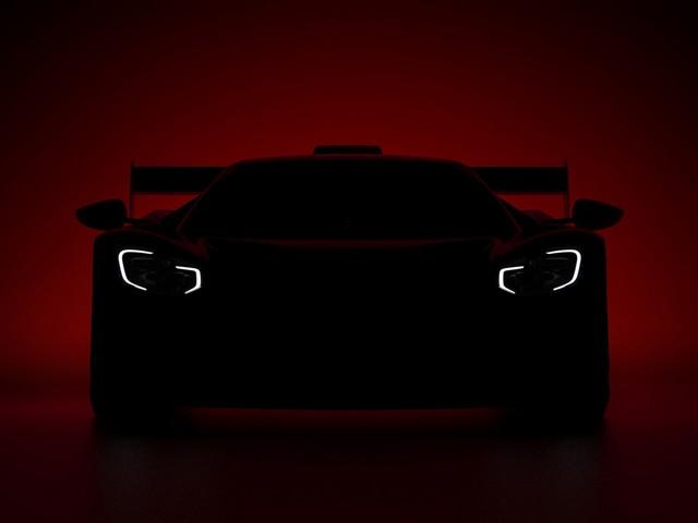 Ford GT: una nuova versione a Goodwood