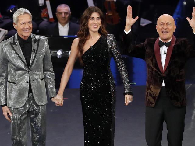 Festival di Sanremo, la diretta della serata dei duetti
