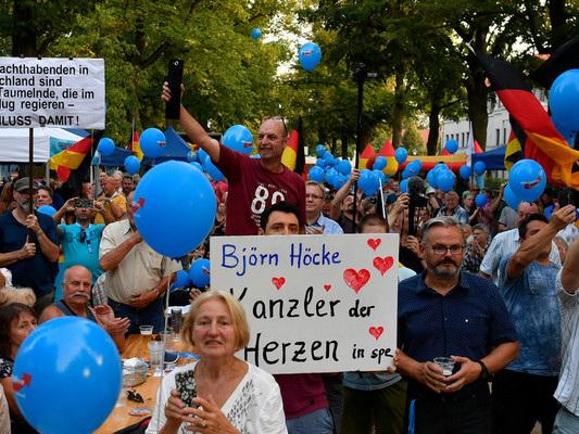 In Sassonia e Brandeburgo Afd fa il pieno ma non sfonda