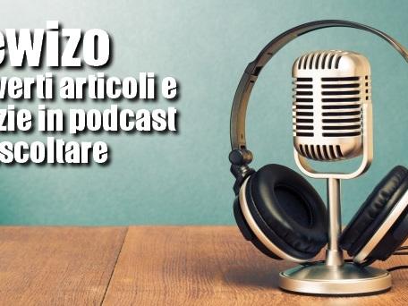 Hewizo | converti articoli e notizie in podcast da ascoltare - Web Apps Magazine
