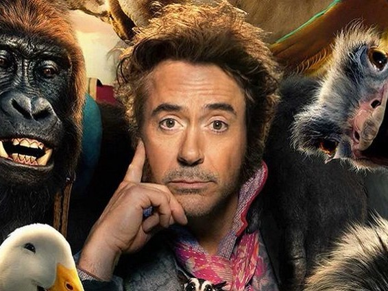 Il trailer di Dolittle, Robert Downey Jr. torna al cinema dopo la morte di Iron Man in Avengers