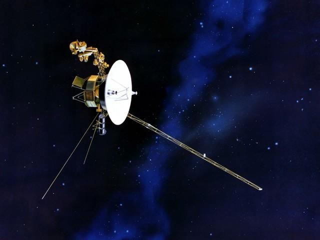 Il lungo viaggio della sonda spaziale Voayager 1