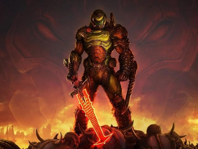Doom Eternal su Nintendo Switch? Sta arrivando, parola di id Software!