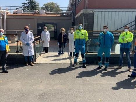 L'Università di Catania dona il gel igienizzante alle Misericordie
