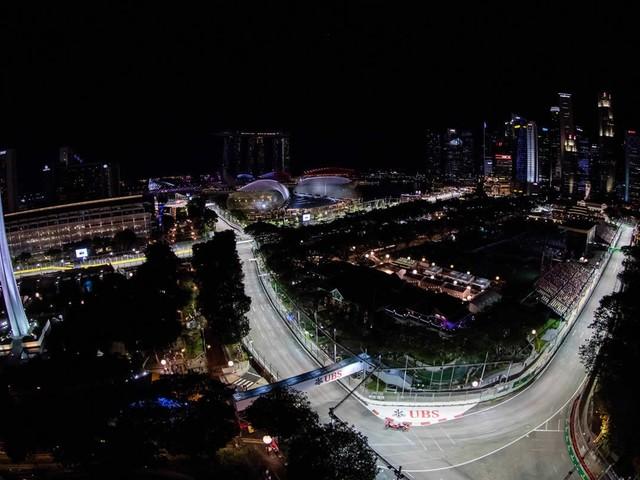 """GP di Singapore - In notturna nella """"Città del Leone"""""""