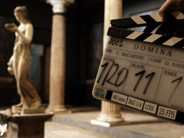 Domina, al via le riprese della nuova serie tv Sky Original