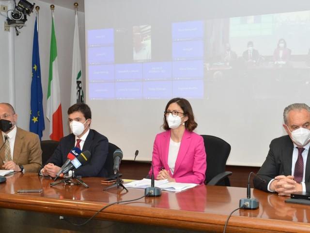 """""""Zona Economica Speciale o Marche come il Mezzogiorno"""": Gelmini spinge la ricostruzione"""