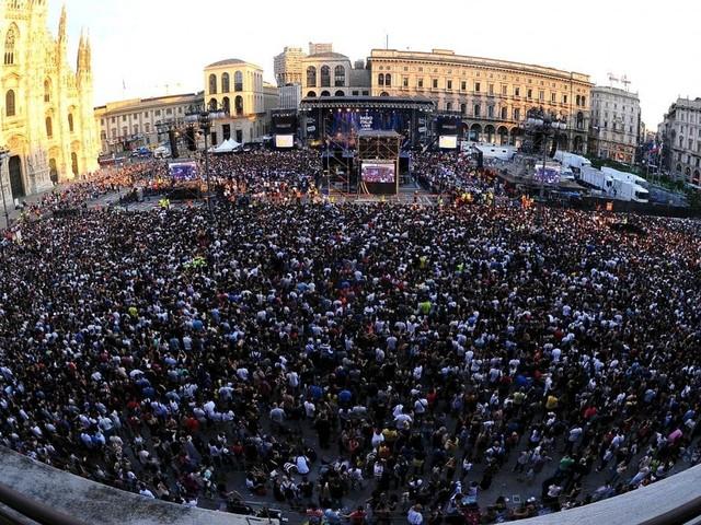 Concerti 2021: le regole anti-covid
