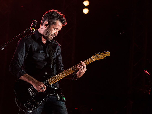 Danieli Silvestri stasera al Castello di Arco per un live in chiave unplugged