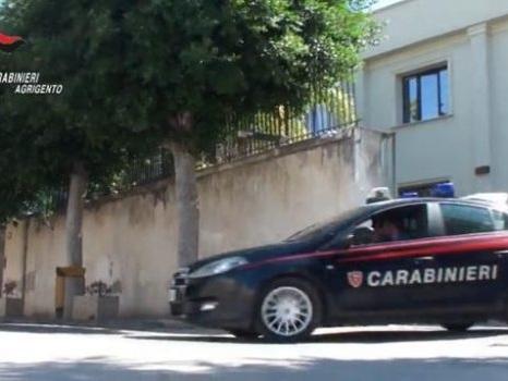 Piantagione di marijuana a Campobello di Licata, arrestati coniugi