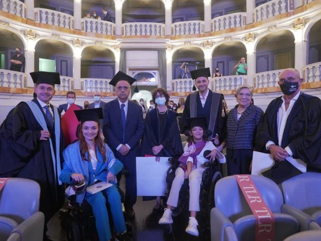 """Unimc ritrova i suoi laureati di 25 e 50 anni. La consigliera di Draghi Serena Sileoni: """"Mi ha fatto amare lo studio universitario"""""""