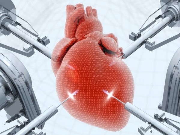 Un cuore artificiale stampato in 3D
