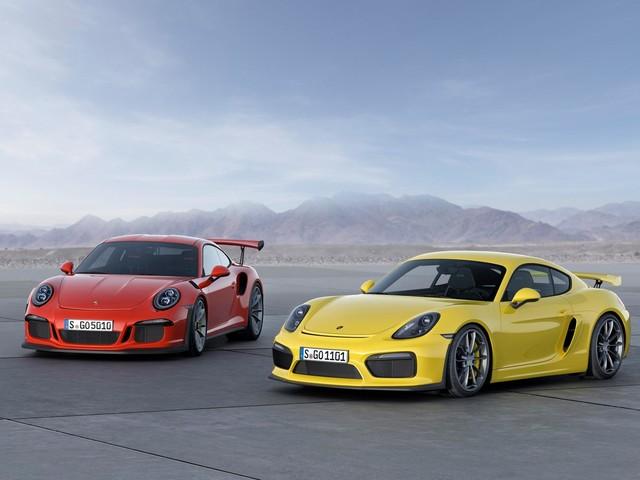 Porsche: nel 2018 solo un quarto dei veicoli venduti era un'auto sportiva