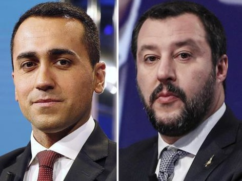 """Abuso d'ufficio, Salvini: """"Blocca tutto, via il reato"""". Di Maio: """"Più lavoro e meno stronzate"""""""