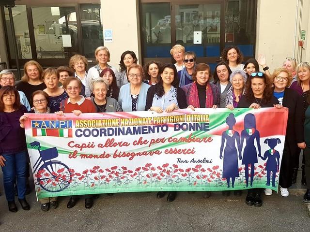"""""""L'ANPI aderisce alla manifestazione nazionale del 23 novembre a Roma contro la violenza sulle donne"""""""