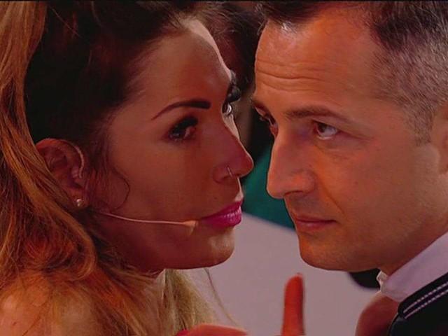 Uomini e Donne, trono over: Ida e Riccardo discutono in studio   Video Witty Tv