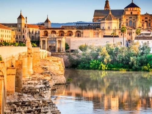 Itinerario on the road in Andalusia e la Mancia