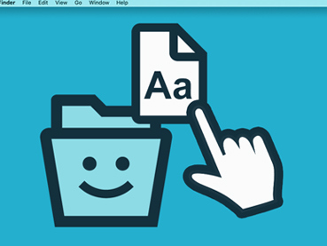How to Install a Font on Mac