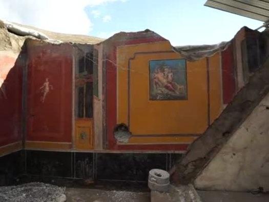 Dopo Leda e' un Narciso la nuova scoperta di Pompei