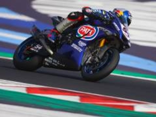 Test Superbike Misano: Razgatlioglu si mette due Ducati alle spalle