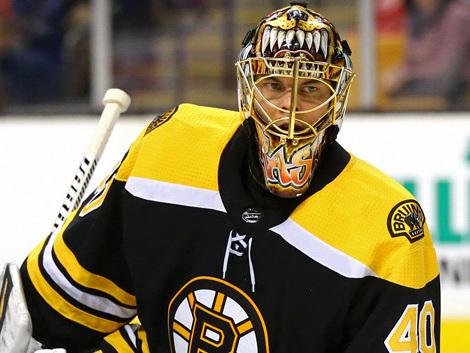 Rask, Bruins Blank Devils 3-0 In Home Opener