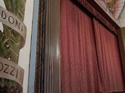 Bergamo, stupore in S. Andrea Sotto la chiesa è rinato un teatro
