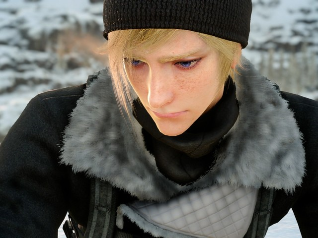 Final Fantasy XV: il DLC Episode Prompto si mostra in un trailer e immagini