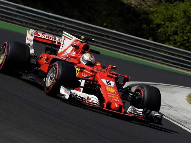 Test Hungaroring - Giorno 2 - Vettel il più veloce. Impressiona Kubica