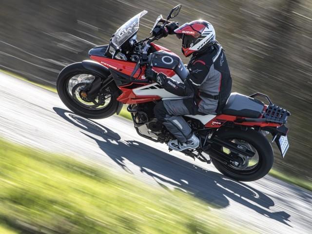Suzuki V-Strom Tour 2020: nel fine settimana parte la stagione [FOTO]
