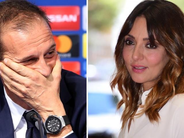 Massimiliano Allegri va a vivere con Ambra Angiolini e la figlia Valentina sparisce dai social