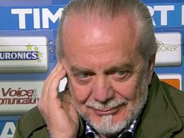 """Stadio del Napoli a Melito, il sindaco: """"De Laurentiis pensa ad un impianto da 35mila posti"""""""