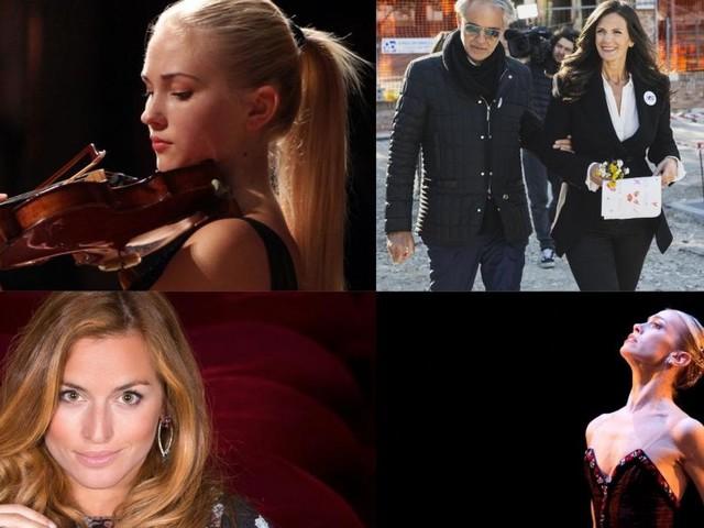 Tutto pronto per l'evento con Andrea Bocelli allo Sferisterio: tra gli ospiti l'étoile Eleonora Abbagnato