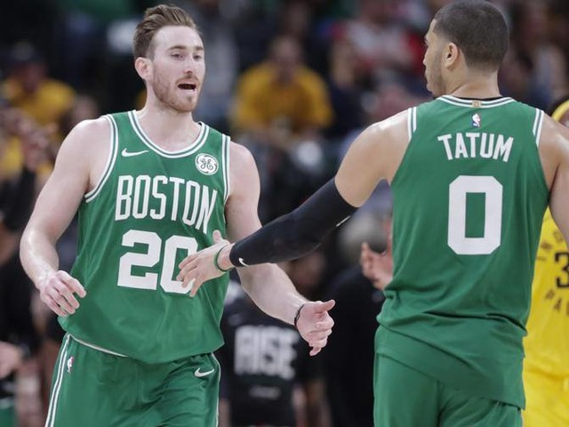 Boston riscopre Hayward I Pacers incassano lo sweep