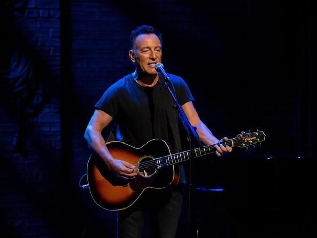 Springsteen compie 70 anni e festeggia con un suo film