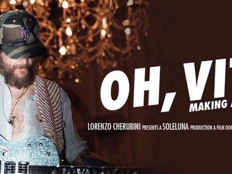 Il documentario di Jovanotti in TV il 25 dicembre: a Natale Oh, vita! Making an album