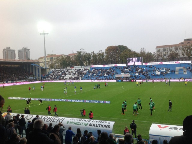 SPAL- SASSUOLO 0-1 (1'p.t. Politano)