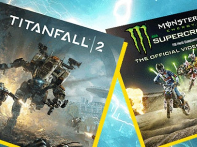 PlayStation Plus: Titanfall 2 e Monster Energy Supercross gratis dal 3 dicembre