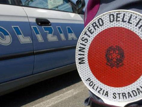 L'Aquila, la polizia aderisce alla campagna europea sulla sicurezza stradale